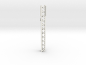 Phone Cell Tower 1/64 in White Natural Versatile Plastic