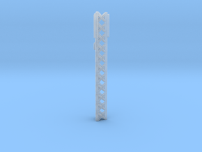 Phone Cell Tower 1/400 in Smooth Fine Detail Plastic