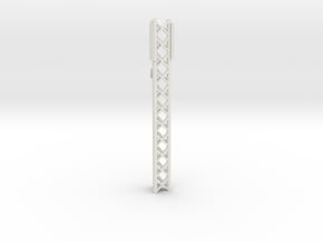 Phone Cell Tower 1/35 in White Natural Versatile Plastic