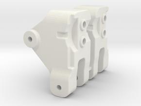 AR60_suspension_mounts_for_Vanquish_OCP_axle in White Natural Versatile Plastic