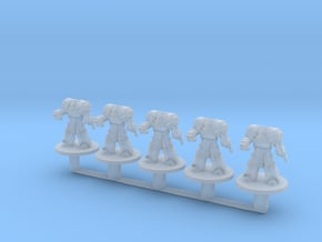 Cataphract terminator 6mm Infantry Epic miniature in Smooth Fine Detail Plastic