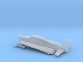 Cirrus SR22 in Smooth Fine Detail Plastic: 1:160 - N