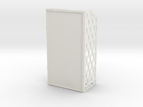 Legend of Zelda organizer tray in White Premium Versatile Plastic