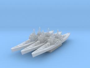 HMS Vanguard (Axis & Allies) in Smooth Fine Detail Plastic