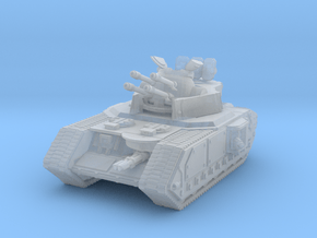 Air Defence Anti Material Weapon System in Smooth Fine Detail Plastic