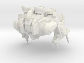 1/60 SC SCV in White Natural Versatile Plastic