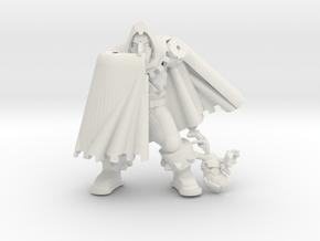 Weaponswapper Series: Adventurer 1 in White Natural Versatile Plastic