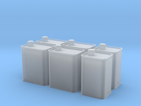 Lata-aceite-Mod01B+02-x4+2-18-proto-01 in Smooth Fine Detail Plastic
