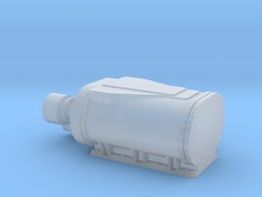 PSI Blower Supercharger high detail 1/24 1/25 in Smooth Fine Detail Plastic