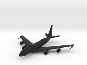 Boeing E-6 Mercury in Black Natural Versatile Plastic: 1:288
