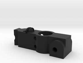 ICS L85 gas block for RS rail 1 (Part 2 of 2)  in Black Natural Versatile Plastic