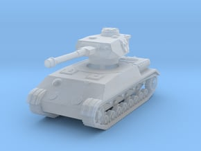 Panzer IV K 1/144 in Smooth Fine Detail Plastic