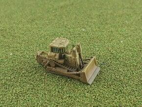 Armored Dozer Doobi 1/285 6mm in Smooth Fine Detail Plastic