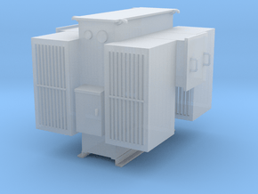'1-50' Scale - Transformer-1 in Smooth Fine Detail Plastic