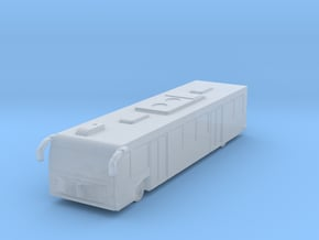 Airport Bus 1/350 in Smooth Fine Detail Plastic