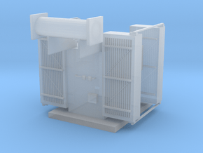 '1-50' Scale - Transformer-2 in Smooth Fine Detail Plastic