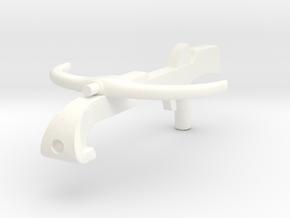 Baron Grod's Crossbow in White Processed Versatile Plastic