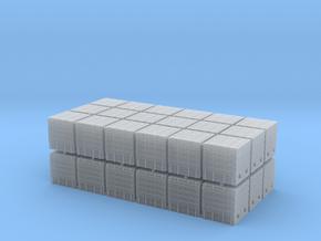 2mm/ft Palletised Bricks (36 Pallets) in Smoothest Fine Detail Plastic
