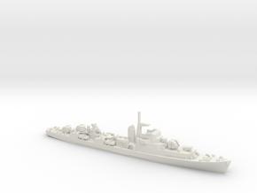Le Normand 1:1250 in White Natural Versatile Plastic