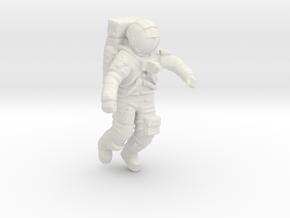 Apollo Astronaut Lunar Jumper 1:32 in White Natural Versatile Plastic
