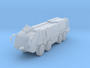 Panther 8x8 Fire Truck 1/350 in Smooth Fine Detail Plastic