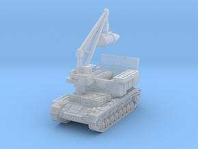 Munitionsschlepper Pz IV 60cm 1/285 in Smooth Fine Detail Plastic