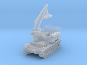 Munitionsschlepper Pz IV 54cm 1/285 in Smooth Fine Detail Plastic