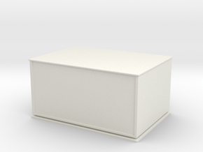 AAP LD-9 Air Container 1/24 in White Natural Versatile Plastic