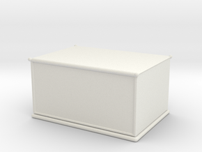 AAP LD-9 Air Container 1/144 in White Natural Versatile Plastic