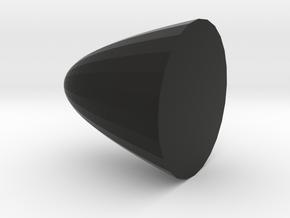 Amazing Jarv (1) in Black Natural Versatile Plastic