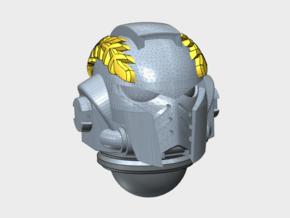 10x Laurels - G:10 Prime Helmets in Smooth Fine Detail Plastic