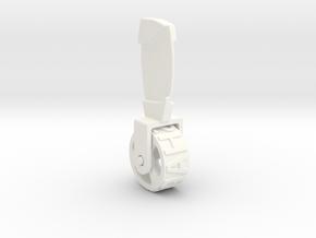 SHAPEWAYS - Stamp Roller in White Processed Versatile Plastic