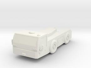 GSE SCHOPF F396C Airport Tug 1/64 in White Natural Versatile Plastic