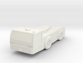 GSE SCHOPF F396C Airport Tug 1/200 in White Natural Versatile Plastic