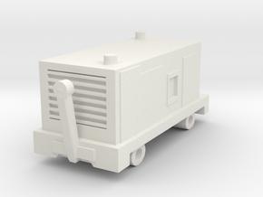 TLD ASU-600 Air Start Unit 1/87 in White Natural Versatile Plastic
