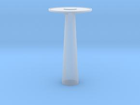 1/72 IJN Akagi Platform for Rangefinder in Smooth Fine Detail Plastic