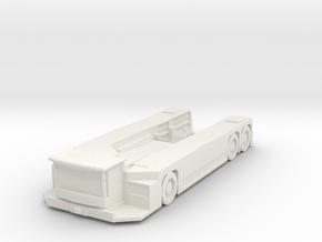 Goldh AST-1 X 1360 (6×6) Tractor 1/200 in White Natural Versatile Plastic