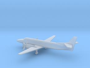 Fairchild Swearingen Metroliner III SA227 in Smooth Fine Detail Plastic: 1:400
