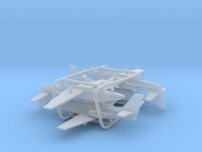 Cessna 500 Citation I in Smooth Fine Detail Plastic: 1:400