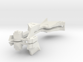 Fond-Plat-Indy-GLF in White Natural Versatile Plastic