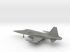 Northrop F-5E Tiger II in Gray PA12: 1:160 - N