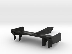 Raptor-Aile-AR-ev2 in Black Natural Versatile Plastic