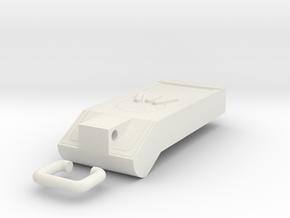 Datalink Digivice in White Natural Versatile Plastic