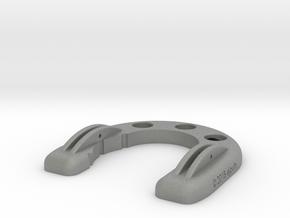 ZTAC-Evo III headset OpsCore Rail adaptor in Gray PA12