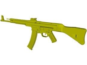 1/12 scale SturmGewehr StG-44 assault rifle x 1 in Smooth Fine Detail Plastic