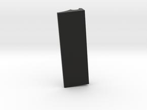 Boat attachment device Hinge v2 in Black Natural Versatile Plastic: 1:8