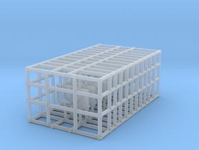 1/100 DKM Destroyer Windows Set x10 in Smooth Fine Detail Plastic