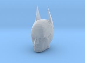 Batman Arkham Knight Head   CCBS Scale in Smooth Fine Detail Plastic