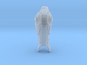 Batman Arkham Knight Shinguard (Right)   CCBS in Smooth Fine Detail Plastic