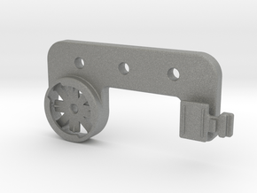 Varia / Flare Rear Rack Dual Mount in Gray PA12